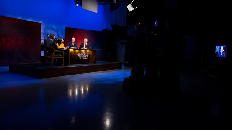 The Hinckley Report: Attorney General Jeff Sessions in Utah