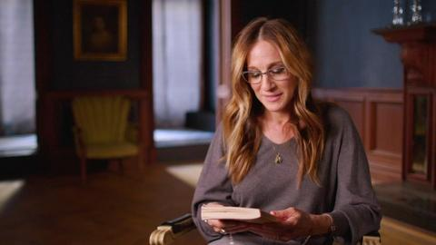 The Great American Read -- Sarah Jessica Parker on Things Fall Apart