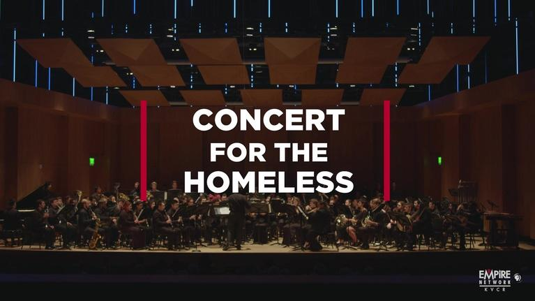 State of the Empire: Concert for the Homeless