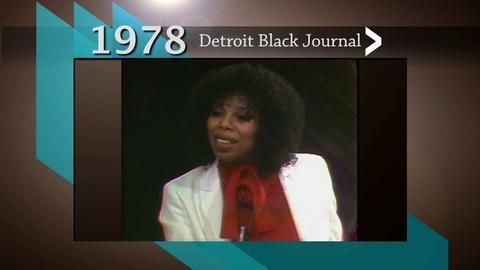 American Black Journal -- Detroit Black Journal Interview: Millie Jackson