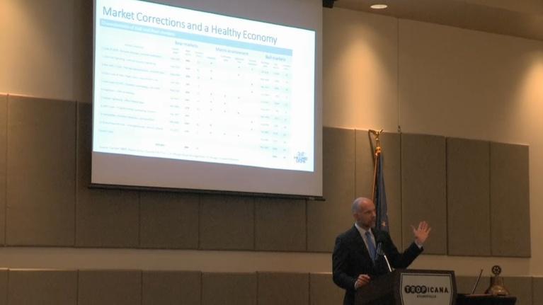 Evansville Rotary Club: Regional Voices: Mark Nickel, Hilliard Lyons Economic Update
