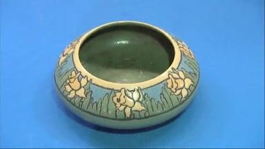 Appraisal: 1911 Sara Galner Saturday Evening Girls Bowl