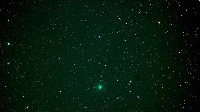 Comet Atlas - The Sky Guy