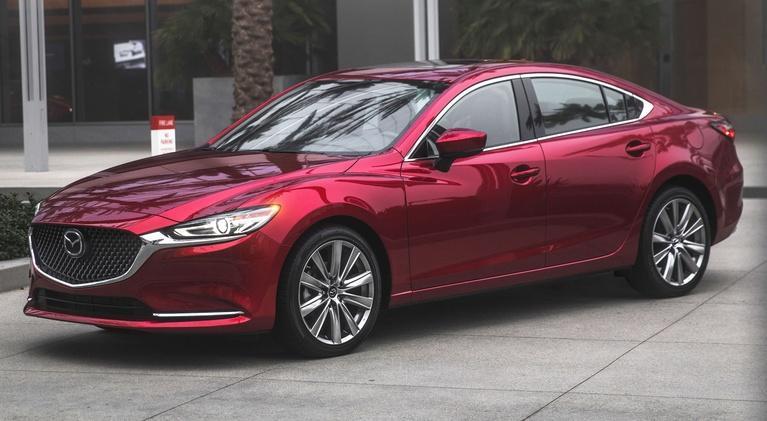 MotorWeek: 2018 Mazda6 & 2018 Ford GT