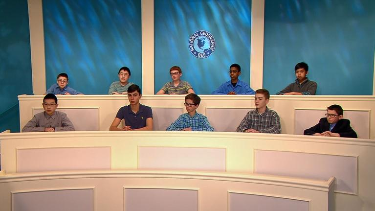 MPT Specials: Maryland State Geographic Bee 2018