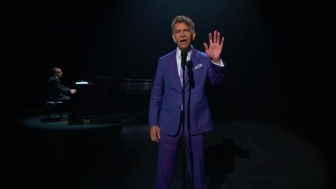 """Brian Stokes Mitchell Performs """"The Impossible Dream"""""""