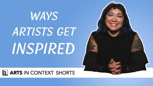 Ways Artists Get Inspired