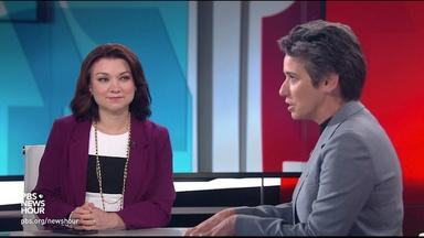 Tamara Keith and Amy Walter on infrastructure, Cuomo's fate