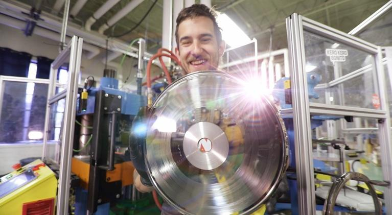 The Science Behind: The Science Behind : Vinyl