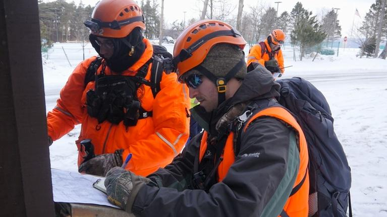 Cycle of Health: Wilderness Search and Rescue