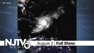 NJTV News: August 3, 2020