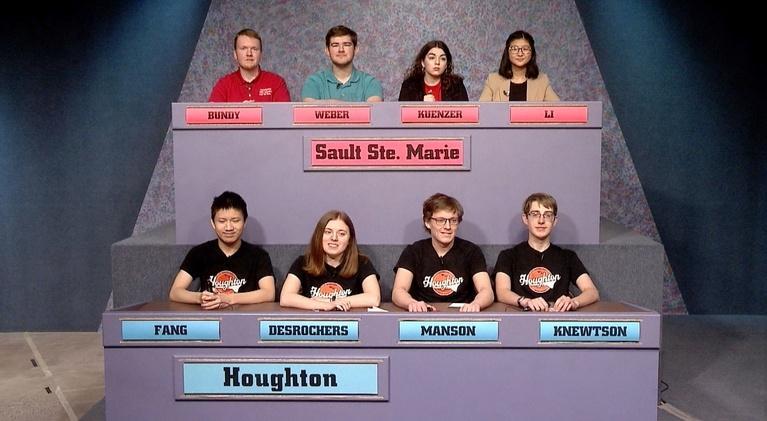 High School Bowl: Sault Ste. Marie vs. Houghton