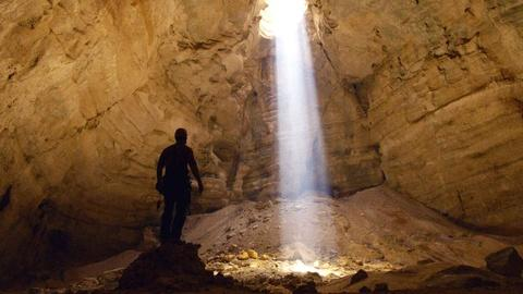 Expedition -- Oman - Desert Canyon