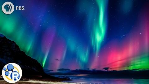 Reactions -- What Causes the Northern Lights?