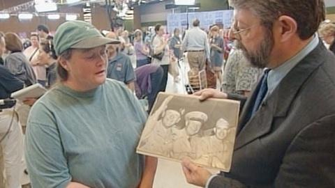 Antiques Roadshow -- S21 Ep23: Appraisal: World War II Photograph of Allied Milit