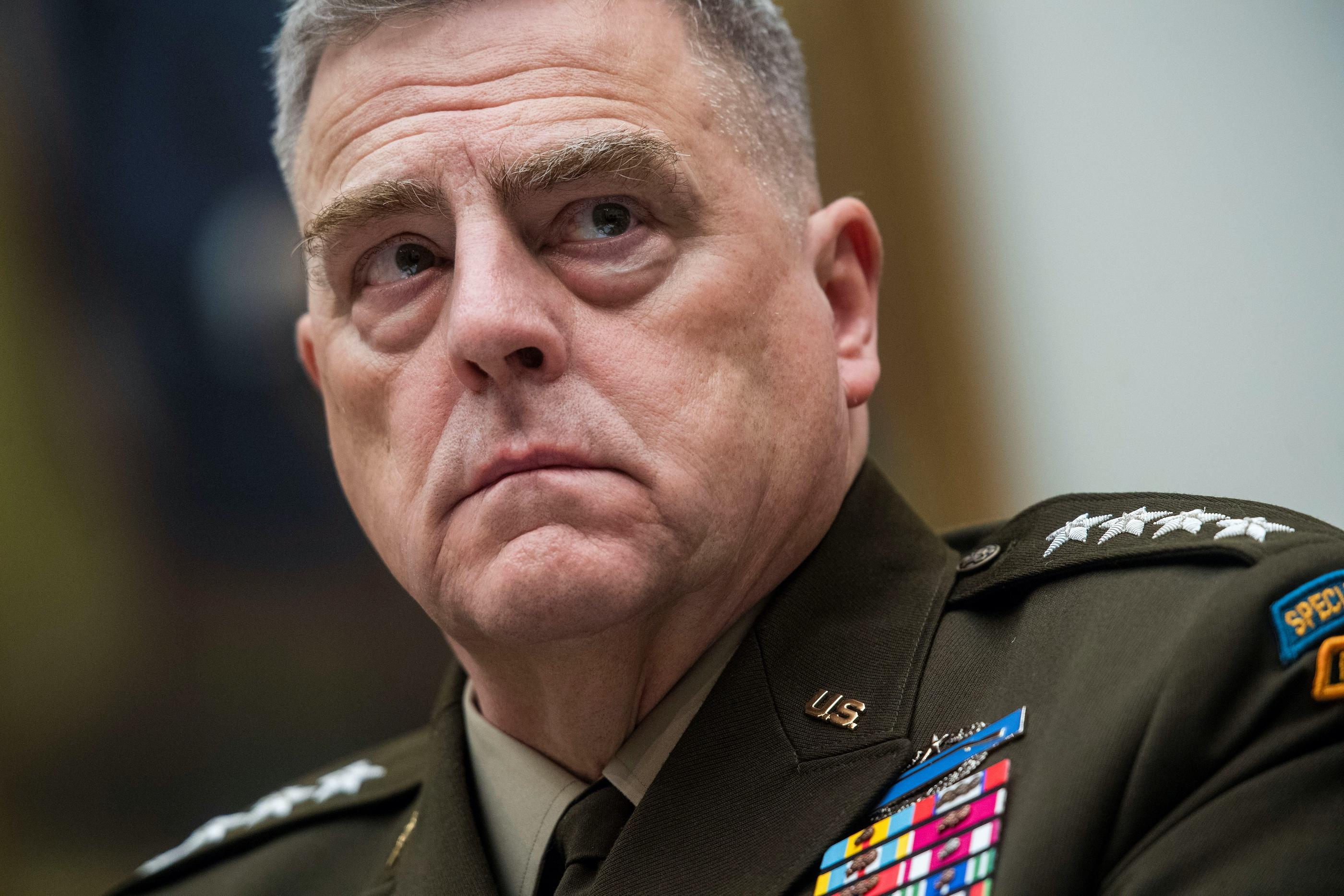 PBS NewsHour: How Gen. Mark Milley became a 'prop' during ...