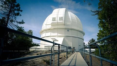 Lost LA -- Discovering the Universe