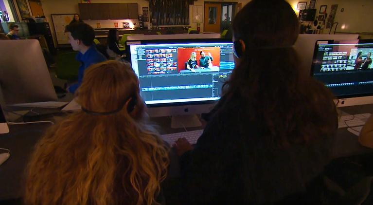 The Arts Page: Young People Impacting Art