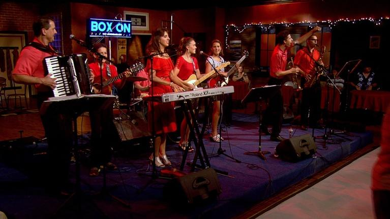 Let's Polka!: Box On, Show One
