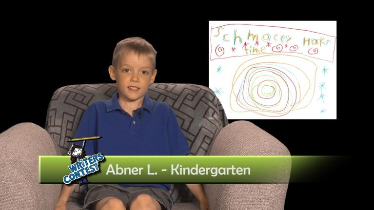 NHPBS Kids Writers Contest: Schmacey Hacks Time