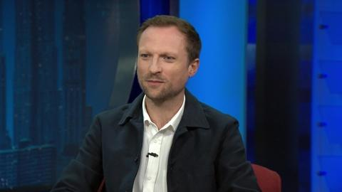 """Amanpour and Company -- Orlando von Einsiedel on His Latest Film """"Evelyn"""""""