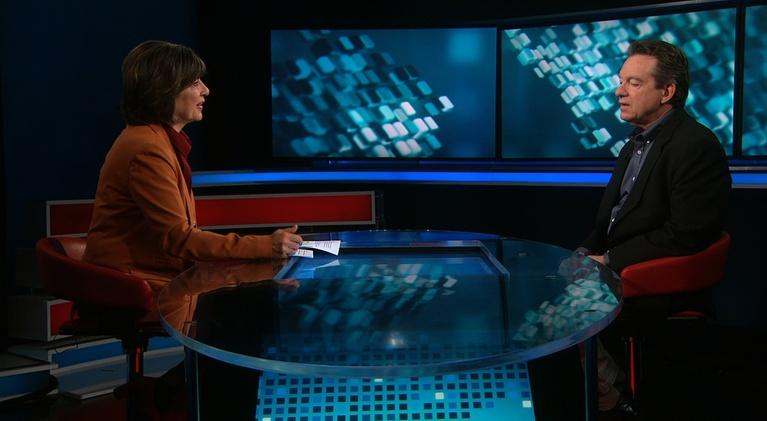 Amanpour on PBS: Amanpour: Lawrence Wright