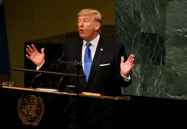 Trump urges more nationalist worldview in first UN address