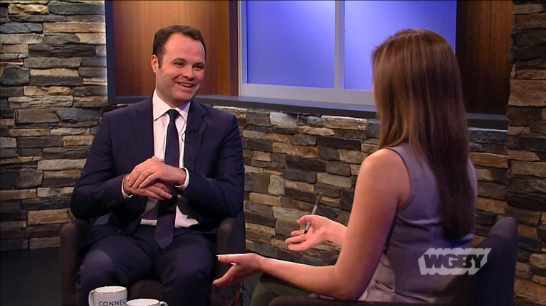 Connecting Point: The State We're In: State of the Commonwealth, Eric Lesser