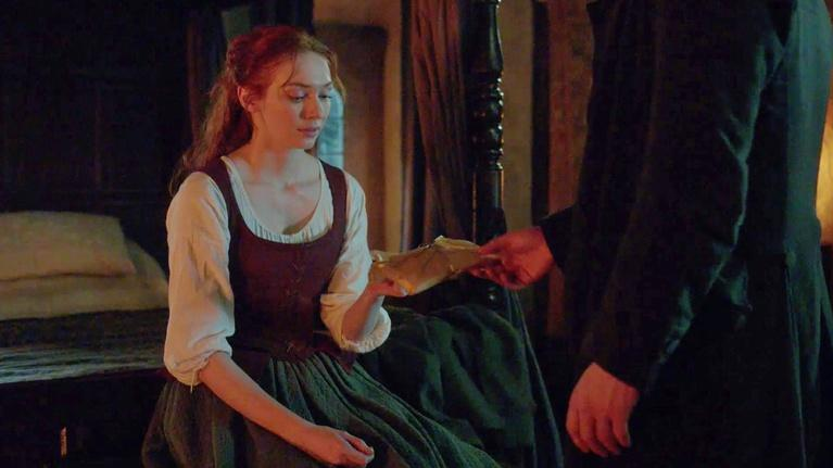 Poldark: Best Scenes: Silk Stockings