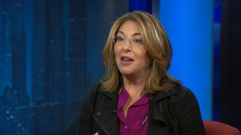 Amanpour and Company -- Naomi Klein on the Global Climate Crisis and Her New Book