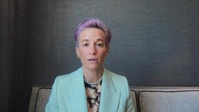 Amanpour and Company | Soccer Star Megan Rapinoe on Her New Show