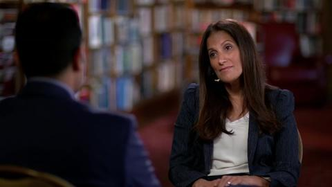 Amanpour and Company -- Sukhinder Singh Cassidy on Diversity in the Tech Industry