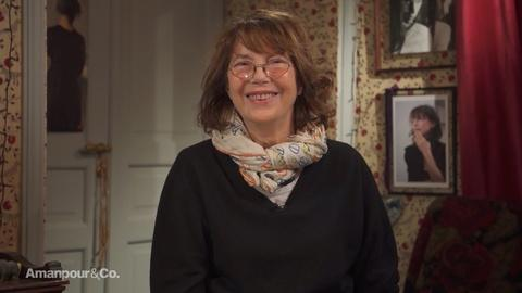 Amanpour and Company -- Jane Birkin on Her Relationship With Serge Gainsbourg