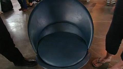 Antiques Roadshow -- Appraisal: Verner Panton Cone Chair, ca. 1958