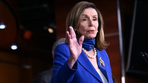 Pelosi: GOP still doesn't recognize 'gravity' of pandemic