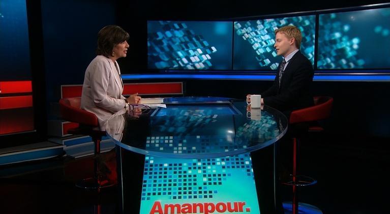 Amanpour on PBS: Amanpour: Ronan Farrow