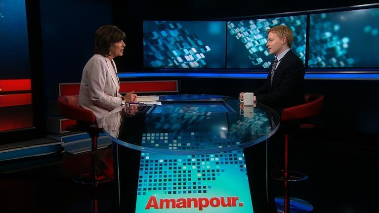 Amanpour on PBS: Amanpour: Ronan Farrow