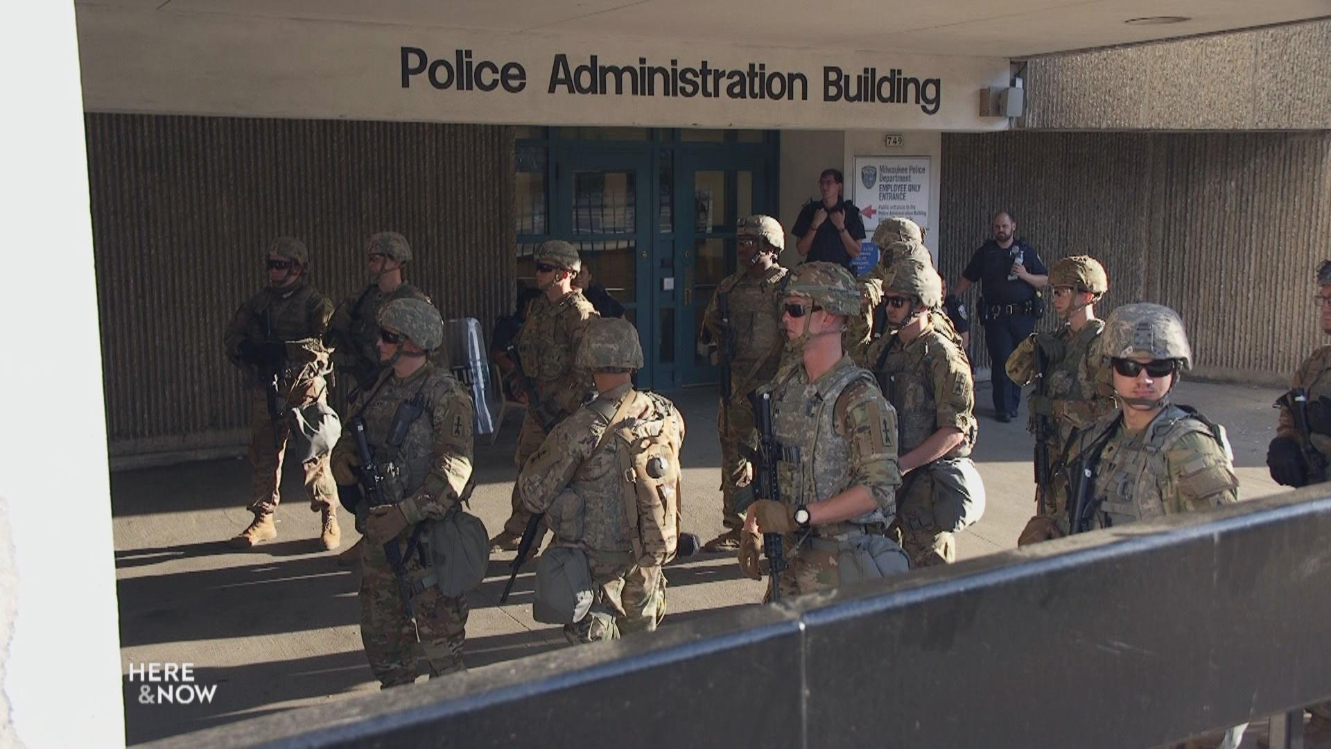 Wisconsin National Guard Ends Peacekeeping Mission