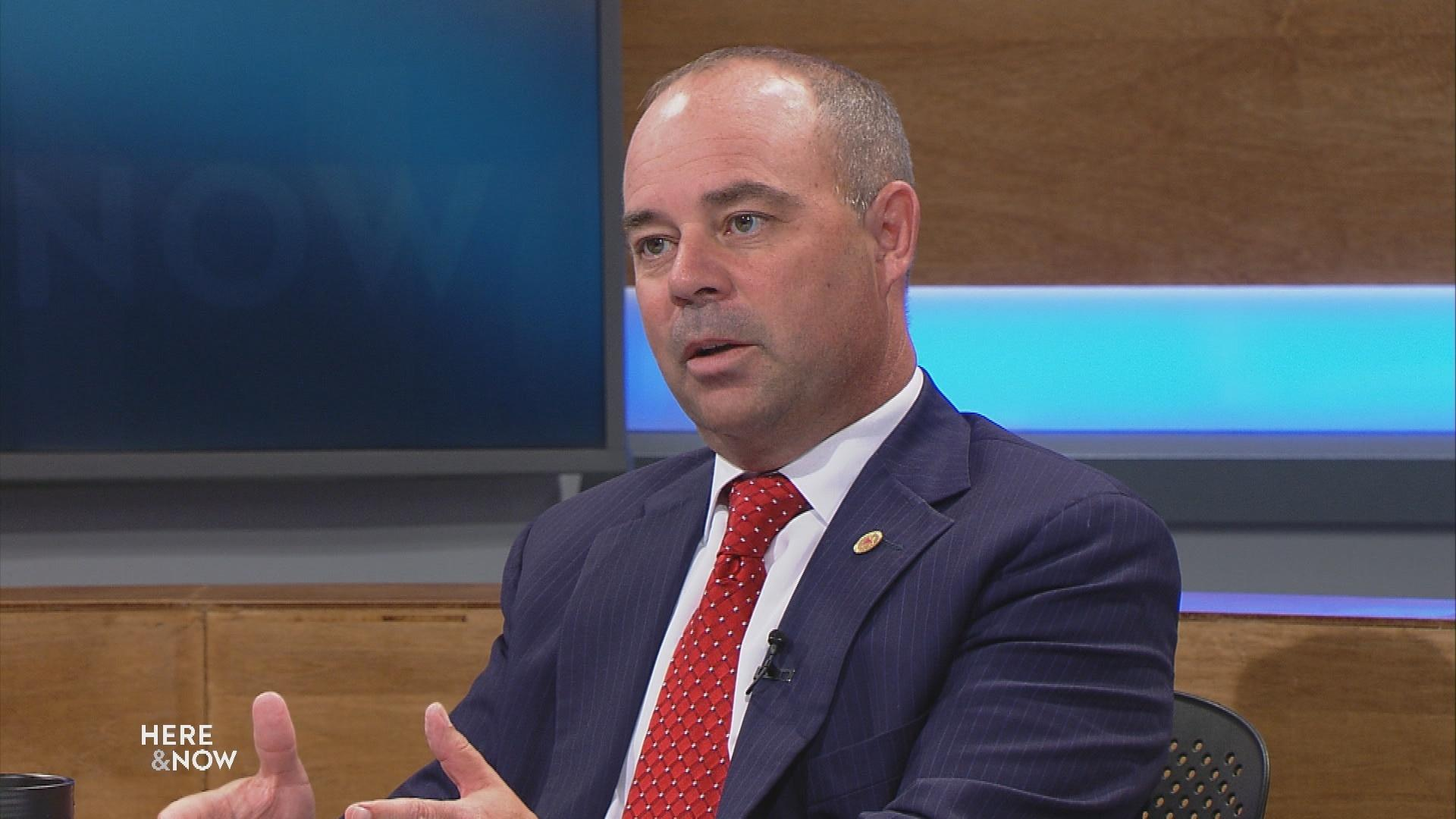 Transportation Sec-Desig. Breaks Down Funding After Flooding