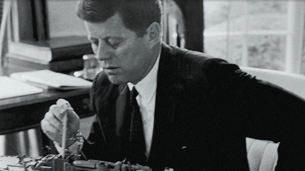 Clip: Episode 2   JFK on the Diem Coup image