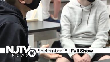 NJTV News: September 18, 2020