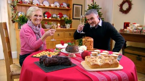 The Great British Baking Show -- Christmas Masterclass Special Preview