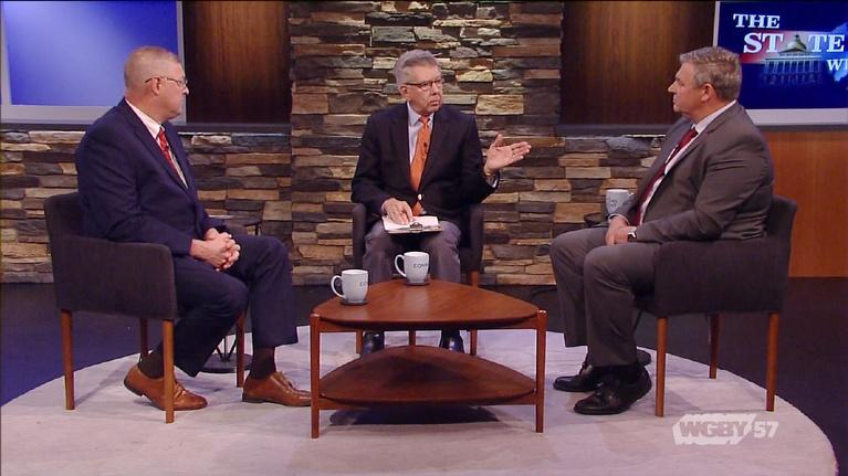 Connecting Point: The State We're In: Chicopee Mayoral Debate