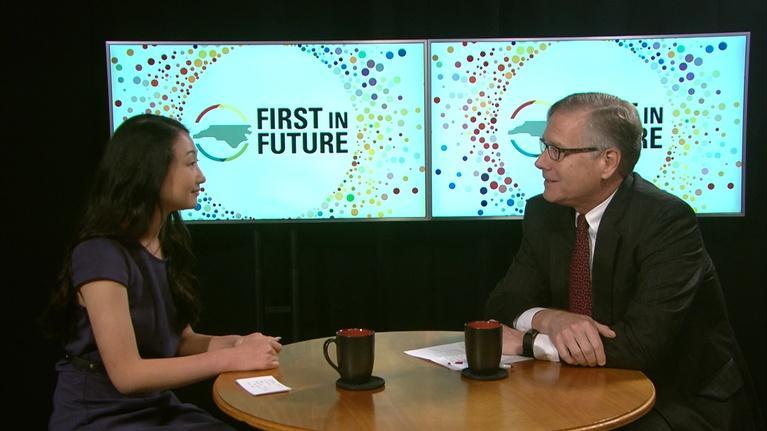 First in Future: First in Future: Jessica Hong