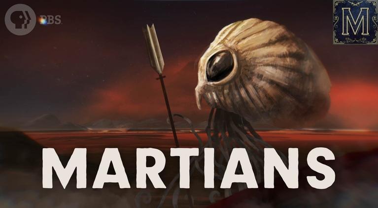 Monstrum: Martians! How Aliens Invaded Earth