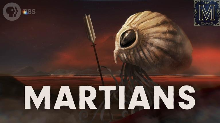 Monstrum: Martians! How Aliens Invaded Earth