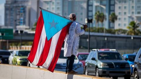 PBS NewsHour -- Puerto Rico gears up to vote in statehood referendum in Nov