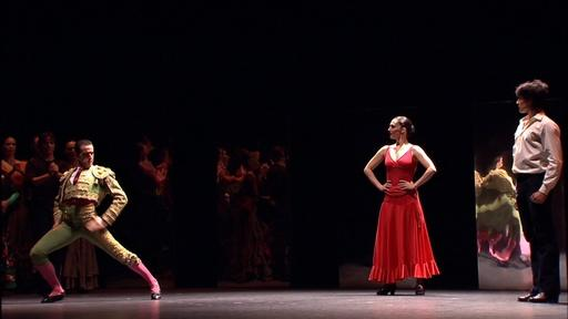 Carmen at the Teatro Real
