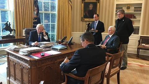 President Trump breaks with Steve Bannon over tell-all book