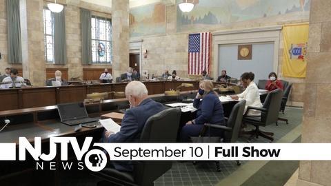 NJTV News: September 10, 2020